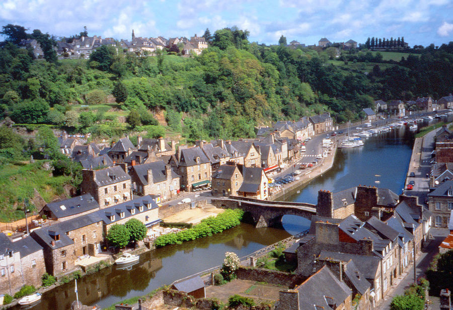 Finding Gîtes in Brittany France