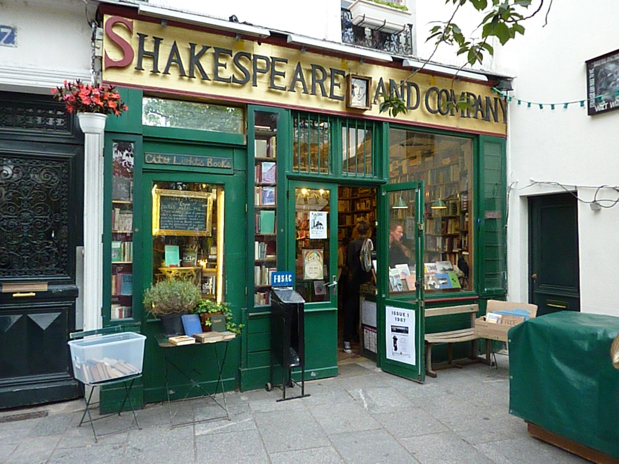 Shakespeare Paris