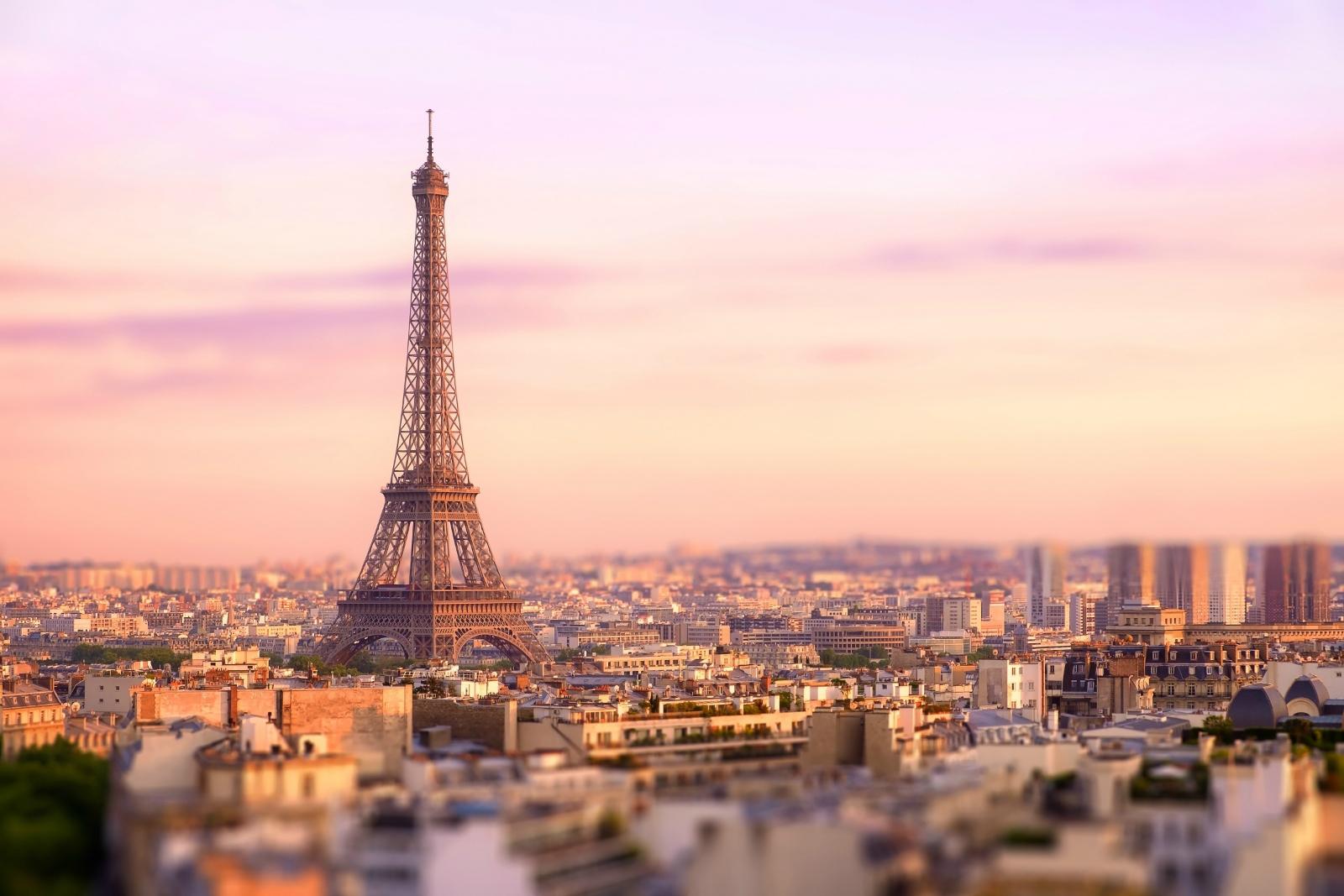 Paris vista