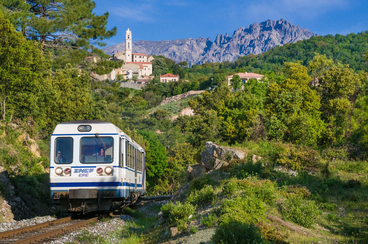 Corsica Train - All Luxury Apartments