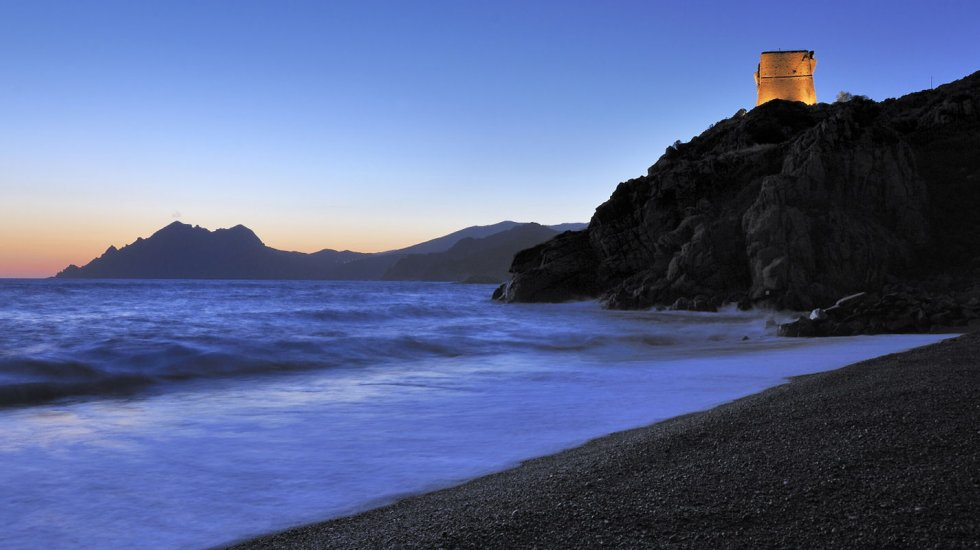 Scandola Nature Reserve Corsica - All Luxury Apartments
