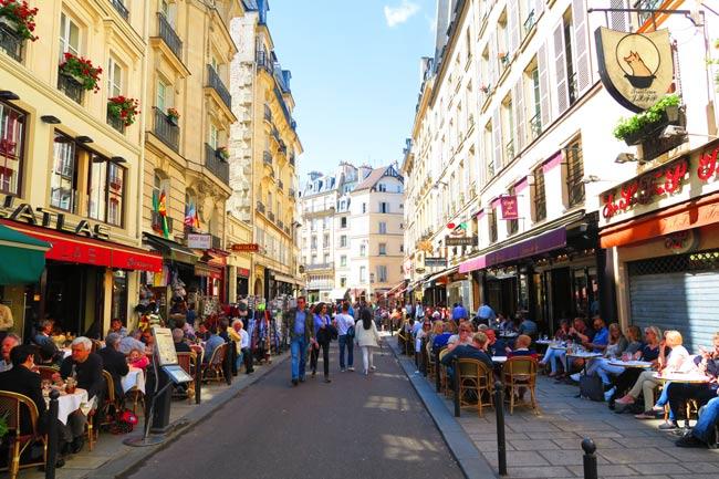 Saint Germain des Pres shopping Paris - All Luxury Apartments