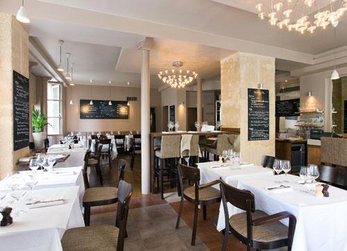 Itinéraires Restaurant Paris - All Luxury Apartments