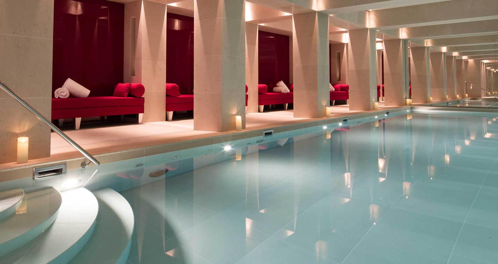LA RÉSERVE PARIS HOTEL AND SPA - All Luxury Aparments