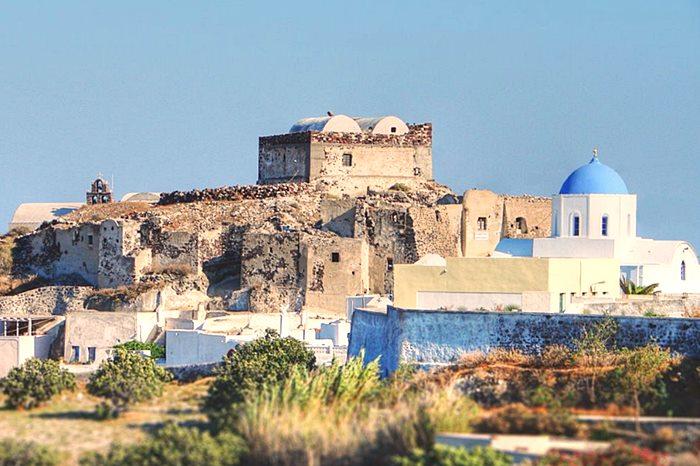 Santorini Castles - All Luxury Apartments