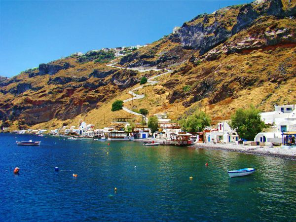 Thirasia Santorini - All Luxury Apartments