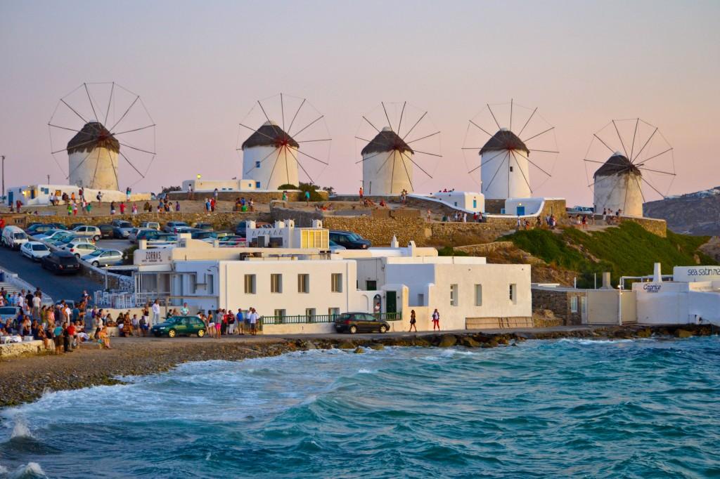 Mykonos Windmills - All Luxury Apartments