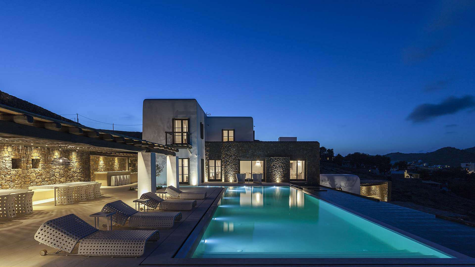 Villa for Rent in Mykonos - All Luxury Apartments