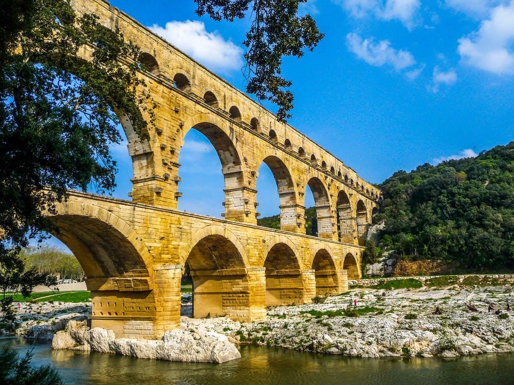 Pont du Gard France - All Luxury Apartments