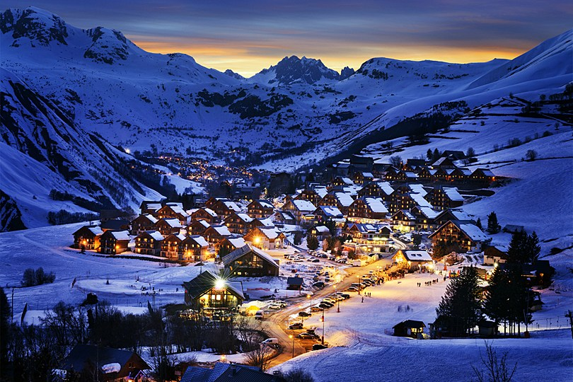 French Alps - All Luxury Apartments