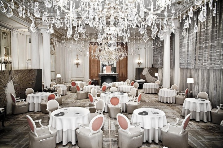 Alain Ducasse au Plaza Athénée - All Luxury Apartments