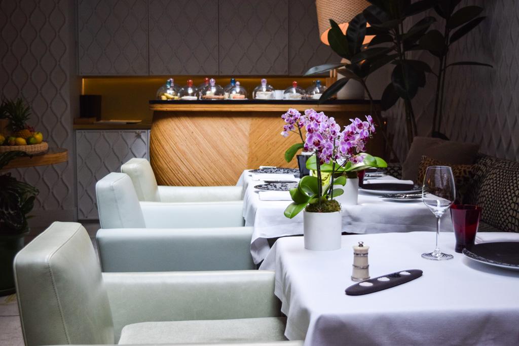 Restaurant Sylvestre Wahid - All Luxury Apartments