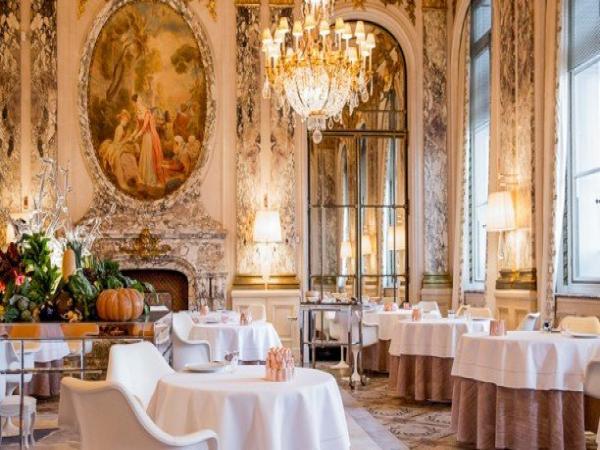 Restaurant le Meurice Alain Ducasse - All Luxury Apartments