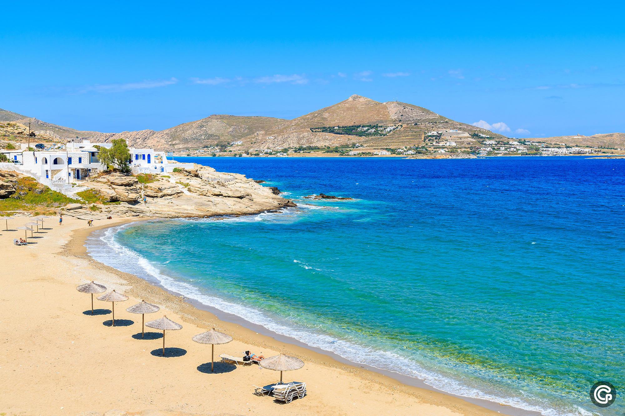 Paros Greece - All Luxury Apartments