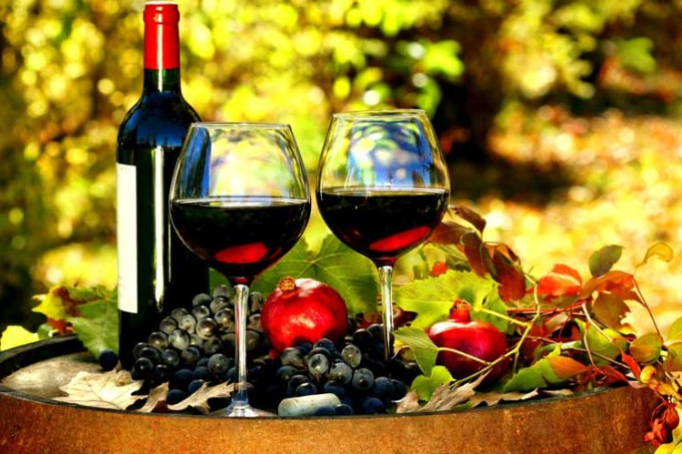 Sardinian Wine - All Luxury Apartments