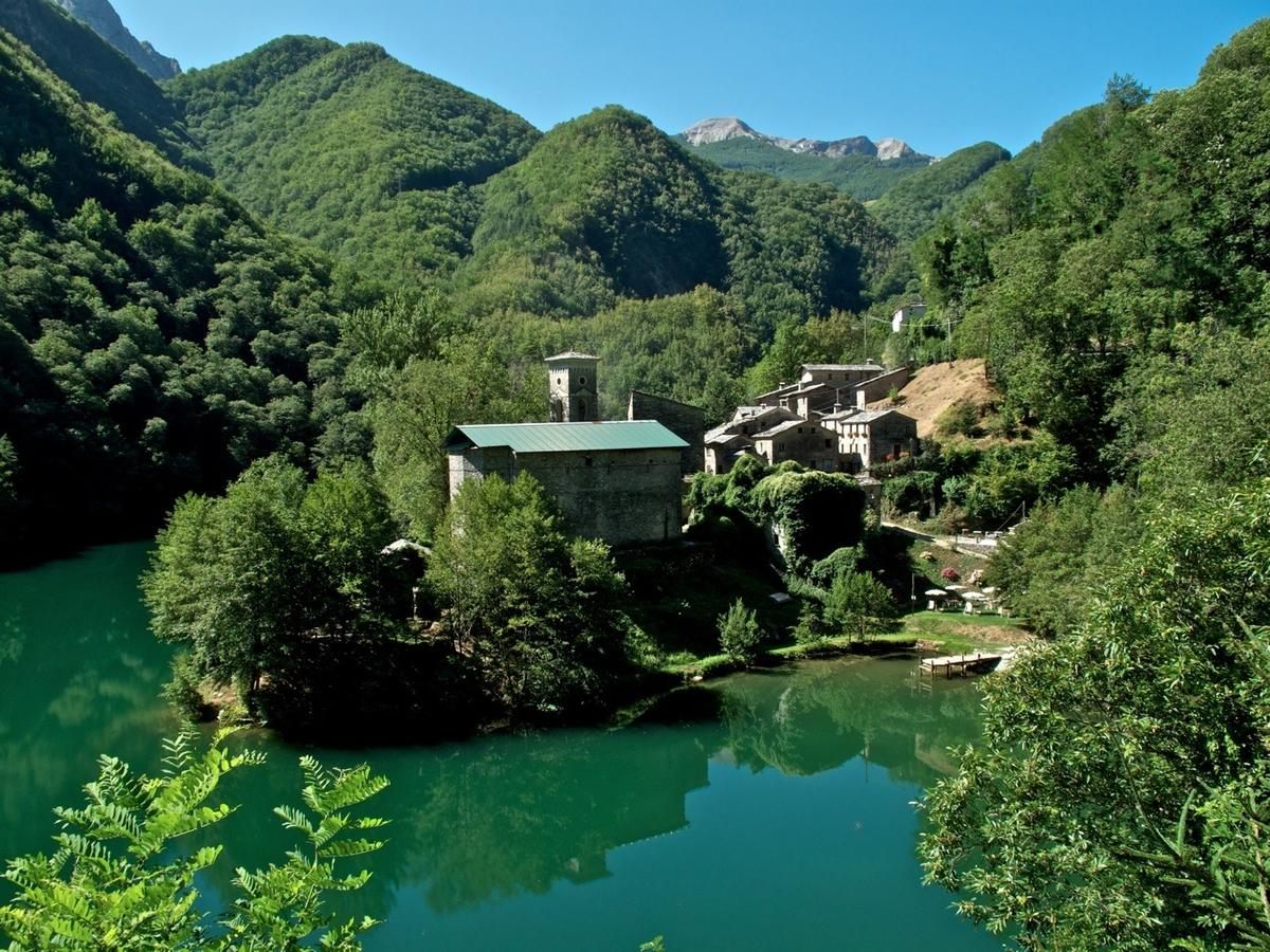 Isola Santa Tuscany - All Luxury Apartments
