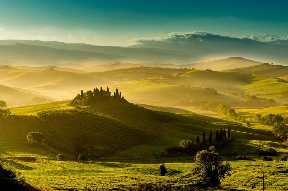 Val d'Orcia - All Luxury Apartments