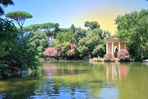 Parks in Rome - All Luxury Apartments