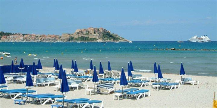 Calvi Beach Corsica - All Luxury Apartments