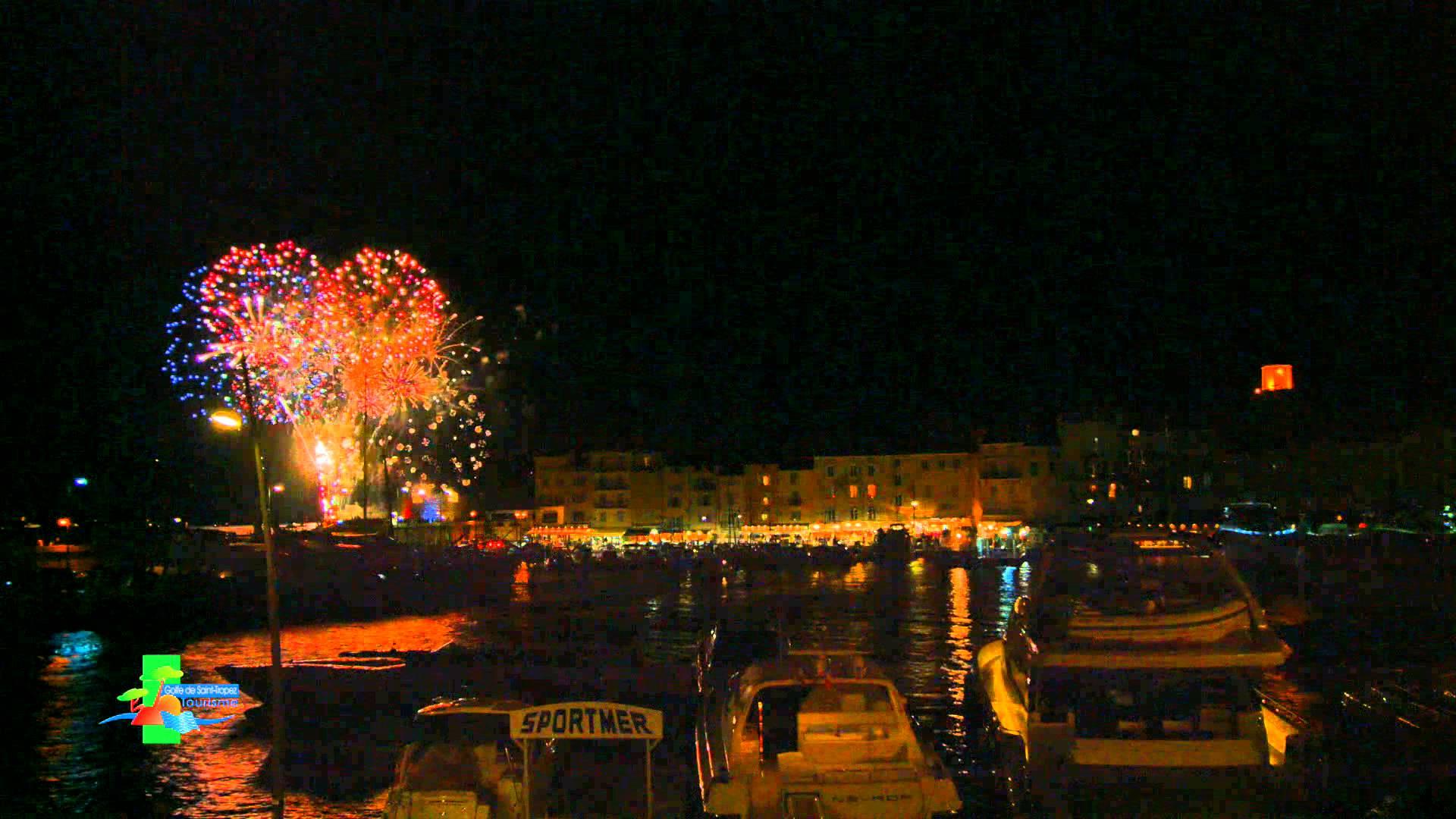 Fireworks in Saint-Tropez - All Luxury Apartments