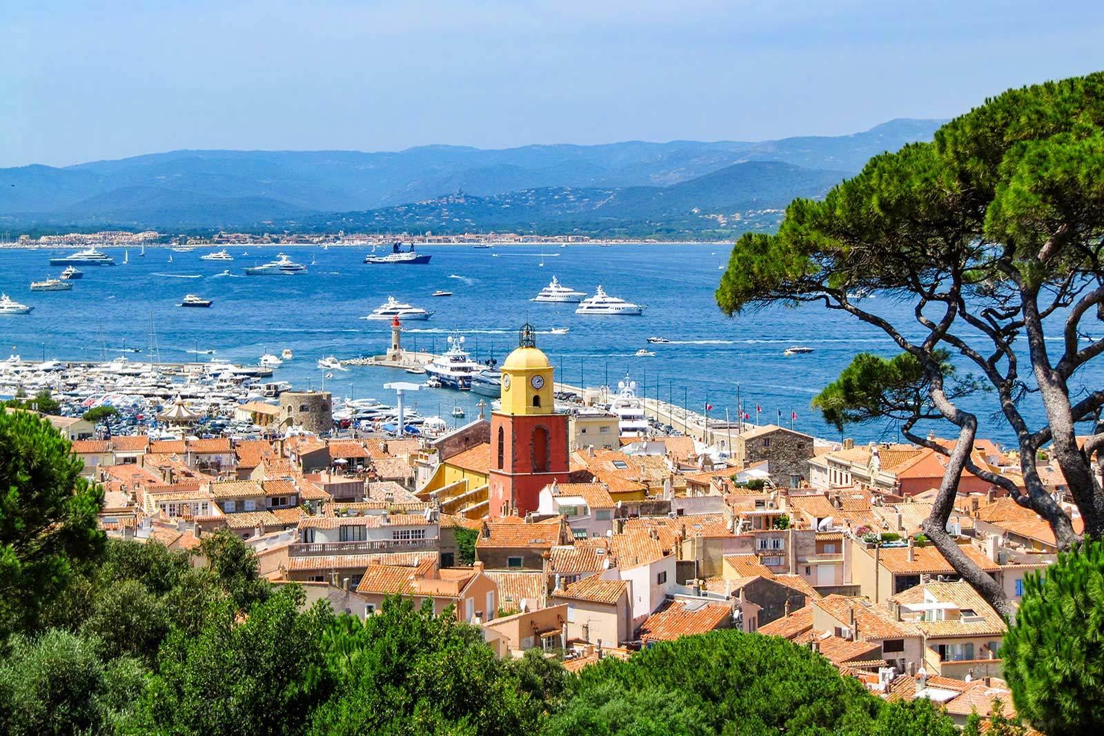 Saint-Tropez - All Luxury Apartments