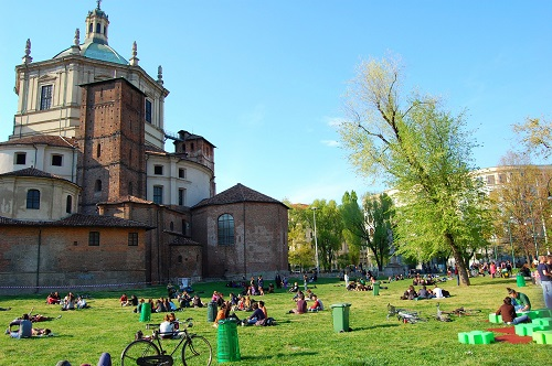 Parks in Milan - All Luxury Apartments