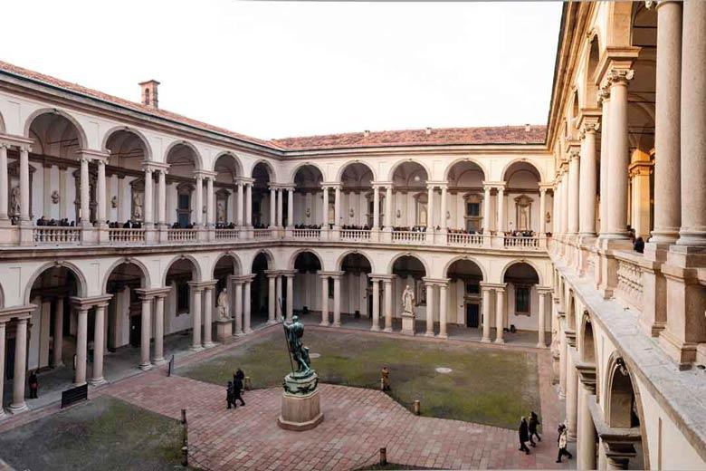 Pinacoteca di Brera - All Luxury Apartments