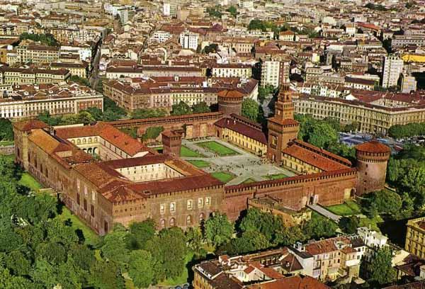 Sforzesco Castle - All Luxury Apartments