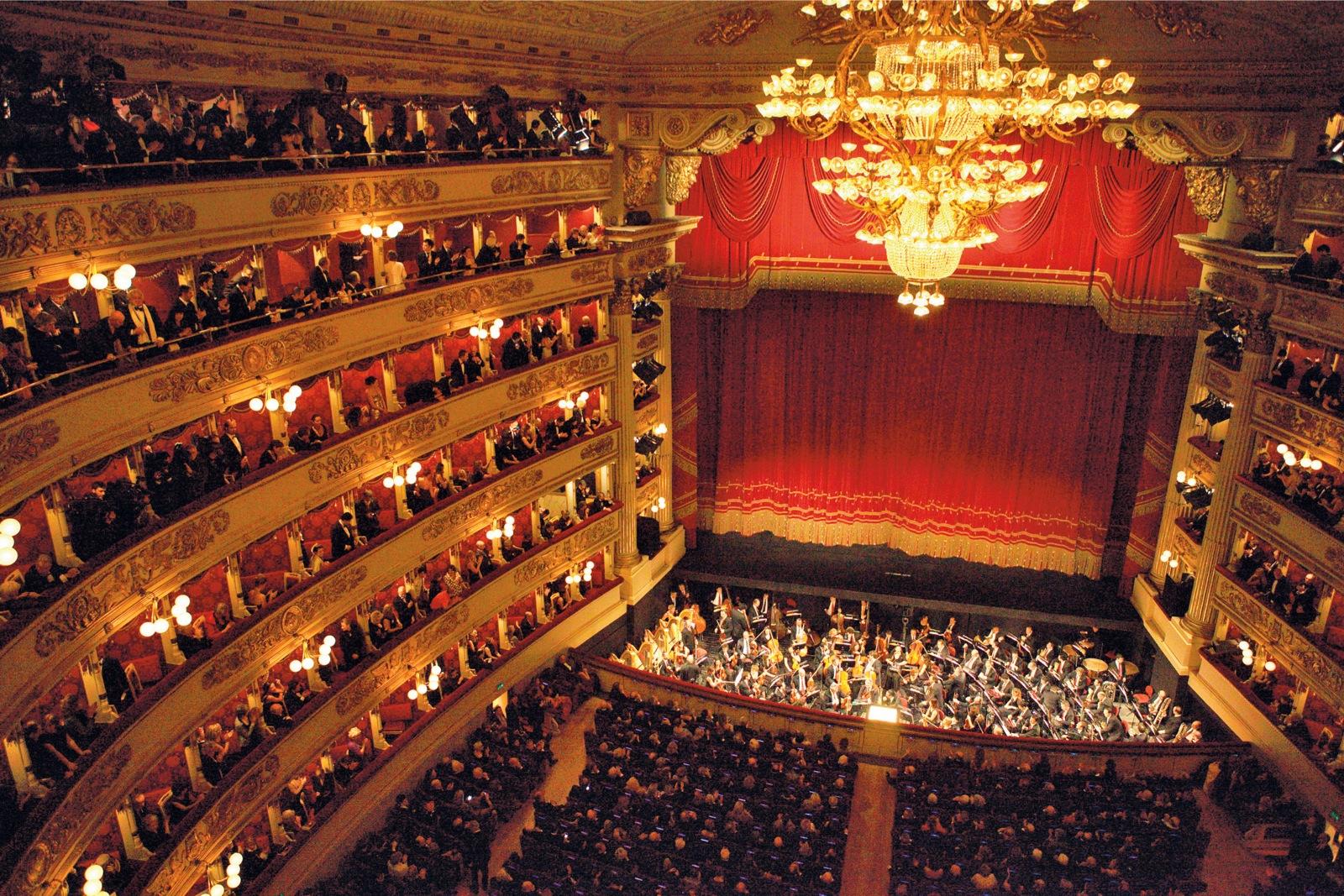 Teatro alla Scala Milan - All Luxury Apartments