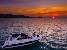 Sunset Cruise in Koh Samui