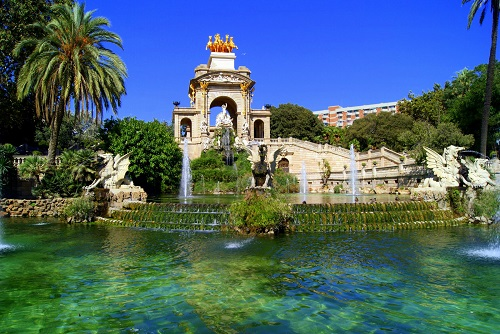 Parc de la Ciutadella in Barcelona - All Luxury Apartments