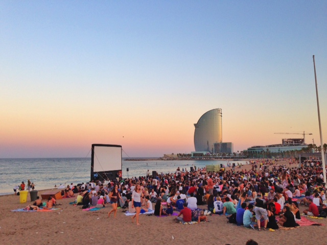 movies in Barcelona - All Luxury Apartments
