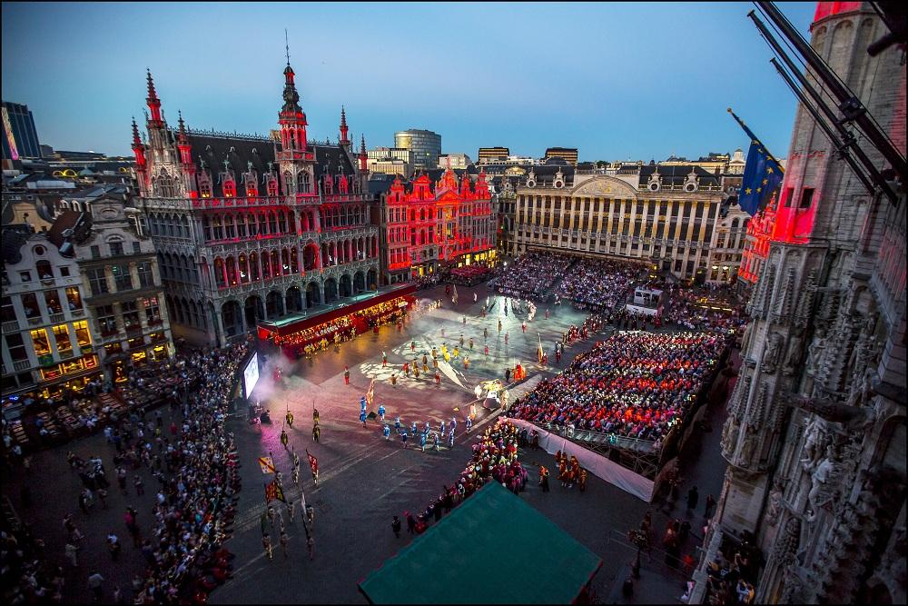 Carolus Festival Brussels - All Luxury Apartments