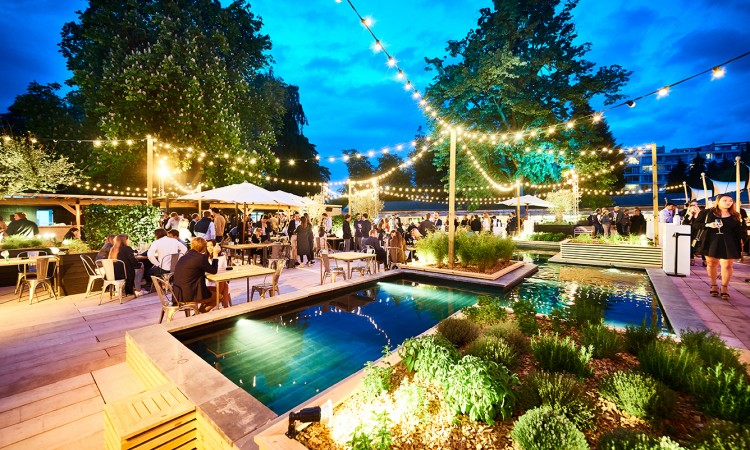 La Terrasse de l'Hippodrome Brussels - All Luxury Apartments