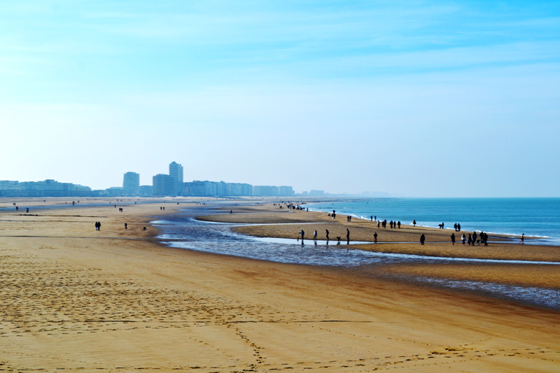 Ostend Brussels - All Luxury Apartments