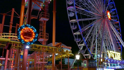 Prater Amusement Park Vienna - All Luxury Apartments