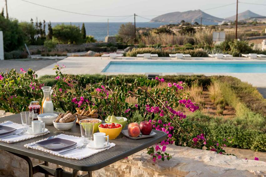 Paros villa for rent - All Luxury Apartments