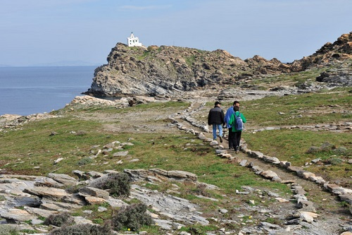 hiking in Paros - All Luxury Apartments