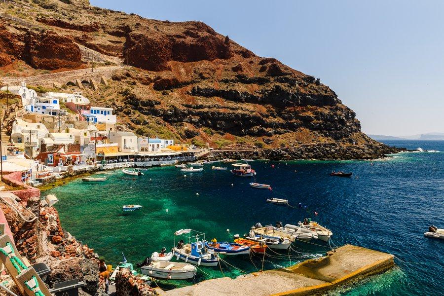 Ammoudi Santorini - All Luxury Apartments