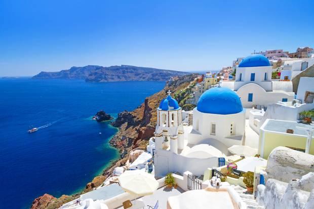 Santorini views - All Luxury Apartments
