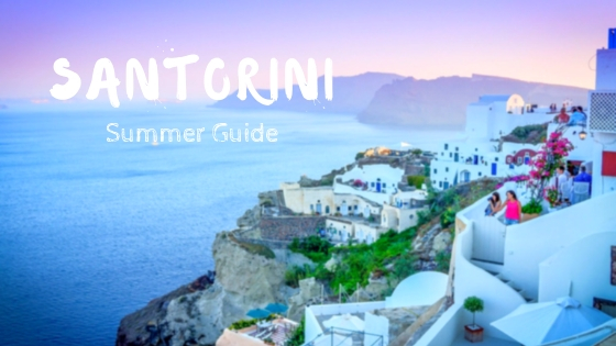 Things to Do in Santorini in Summer
