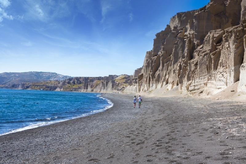 virgin beach Santorini - All Luxury Apartments