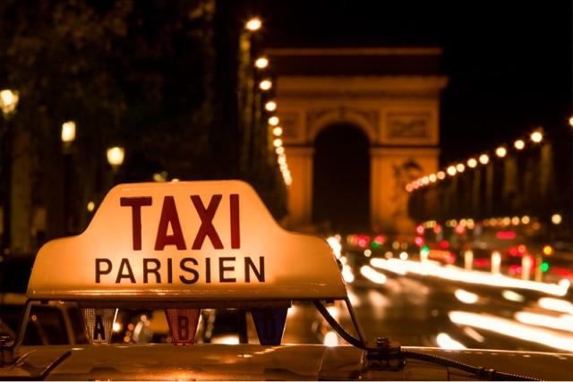 Paris cabs - All Luxury Apartments