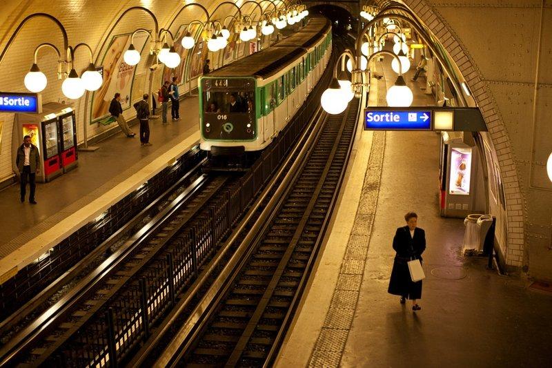Paris metro - All Luxury Apartments