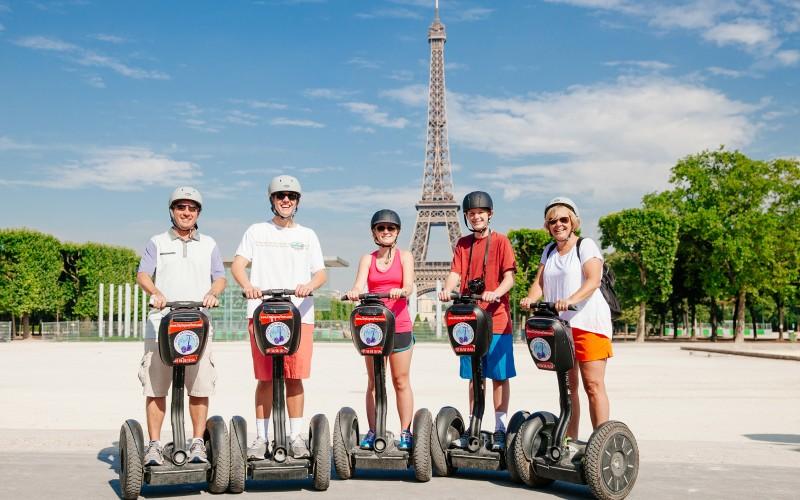 Paris segway tours