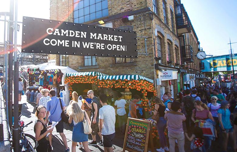 Camden - london shopping
