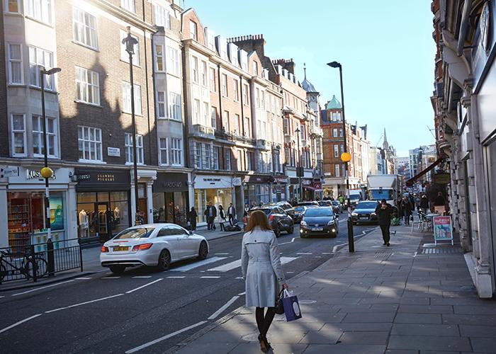 Marylebone - london shopping