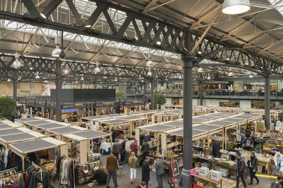 Spitalfields - london shopping