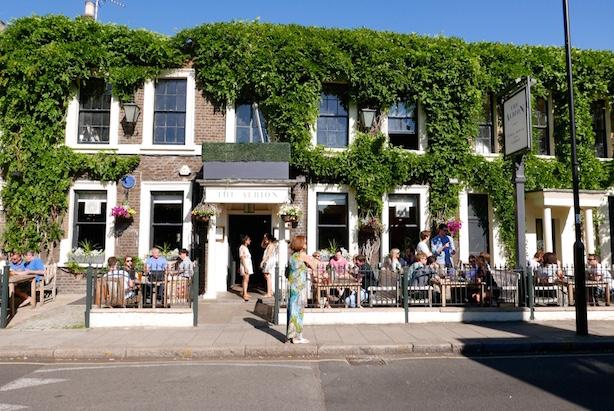 The Albion - best london roasts