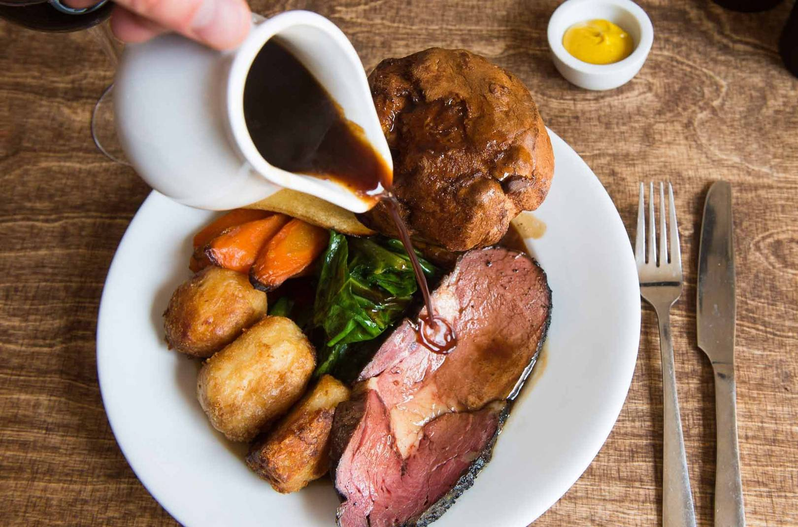 Jones and sons - best london sunday roast